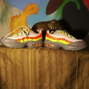 Nike Air Max shoes kids size 13